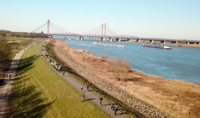 Two Rivers Marathon: een unieke omgeving om samen een ultieme sportbeleving mee te maken.