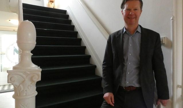 Guido van der Brug geeft lezingen over erfrecht.