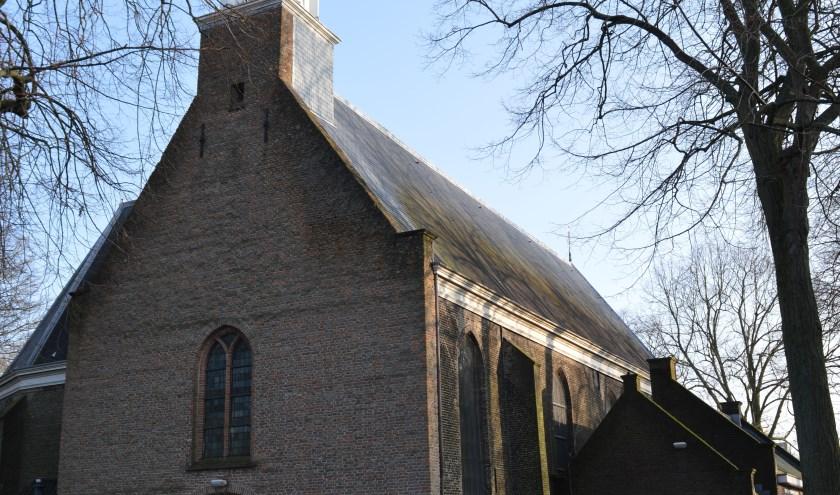 De Oude Kerk in Zwijndrecht