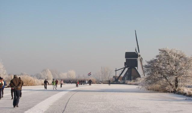 De Oudendijkse molen. (foto: SIMAV)