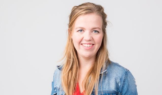 Martine van der Spek uit Ede is vanaf zaterdag 5 januari wekelijks te horen op NPO Radio 2. (Foto: EO/Willem Jan de Bruin)