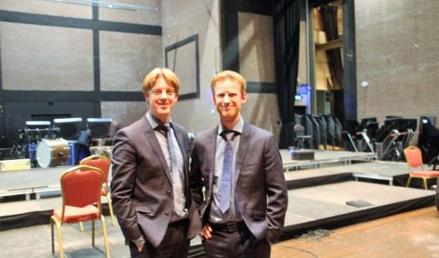 De Almelose broers Stefan en Martijn Blaak maken als pianoduo al meer dan 20 jaar zowel nationaal als internationaal furore