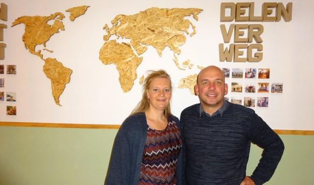 Wim en Daniëlle de Keijzer emigreerden in 2005 naar Brazilië. (Foto: Eline Lohman)