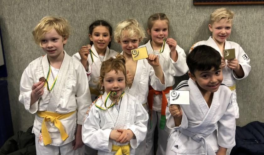 jeugdselectie Judo Zutphen