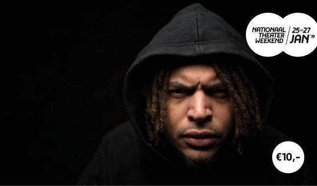 In Nieuwe Nobelaer trapt rapper Fresku 25 januari het Nationaal Theaterweekend af met 'Voordat het te laat is'.