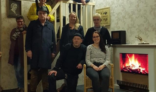 Toneelgroep Markvelde geeft vijf voorstellingen van 'Boeven en madeliefjes'.