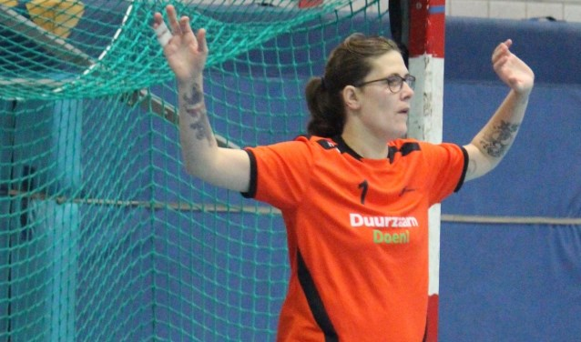 Keepster Chantal Daalder (Foto: PR)