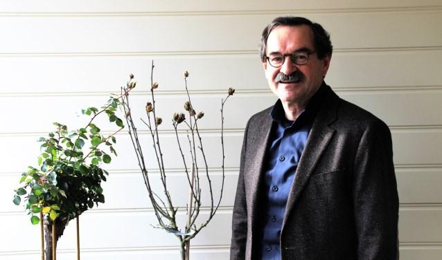 Sinds 31 augustus is Han Schenau predikant van de CGK-Ichthus in Nunspeet. Foto Dick Baas
