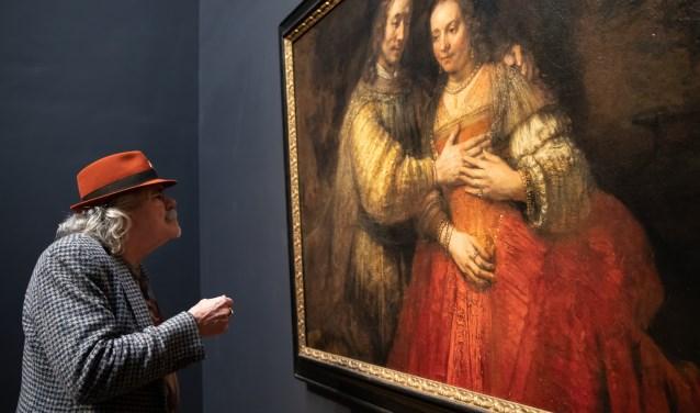 Muzikant en kunstenaar Bennie Jolink stuurt ook een kunstwerk in voor de zomertentoonstelling. Doe jij ook mee? Foto Rijksmuseum