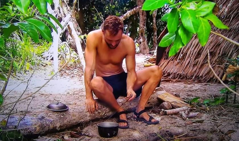 Robin maakt zijn droom waar en werd na een spannende strijd expeditielid van Expeditie Robinson 2018
