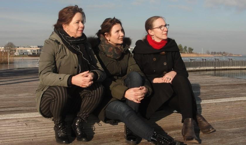 Desima: Désirée, Simone en Martine