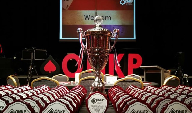 Zondag20 januari is Partycentrum de Klok de locatie van een voorronde van het Open Nederlands Kampioenschap Poker. (Foto: Privé)