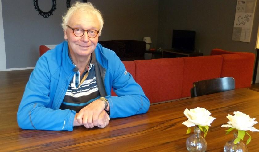 Nah-cafés hebben als belangrijkste functie mensen met niet-aangeboren hersenletsel laten zien dat ze niet alleen staan met hun handicap.Dankzij Jan Hulshof heeft Berkelland vanaf nu ook zo'n ontmoetingsgelegenheid.