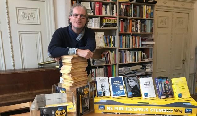 Een van de deelnemende auteurs is Frank Krake.