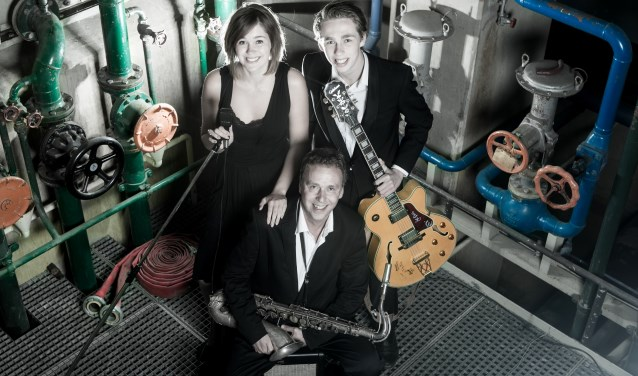Three 'o' Trommelen (foto: Joep Oomen)
