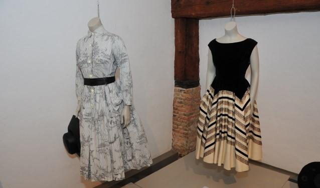 Ook in het heden en de toekomst zal zwart wit in de mode blijven bestaan. (Foto: Privé)