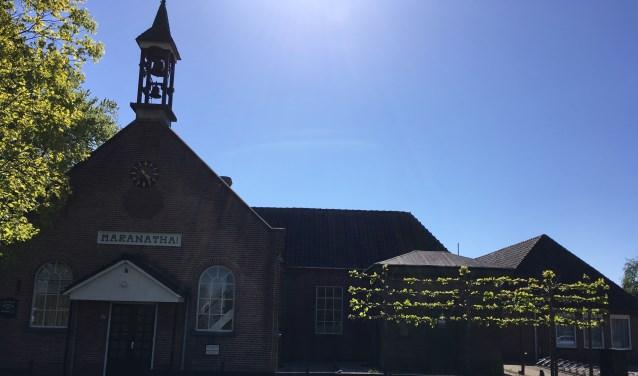 De Maranathakerk op Het Loo.