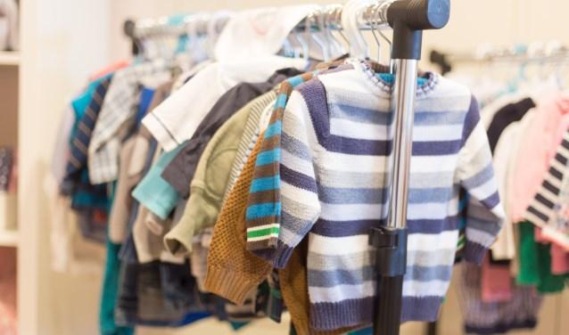 kledingrekje: Borstvoedingscentrum Hengelo