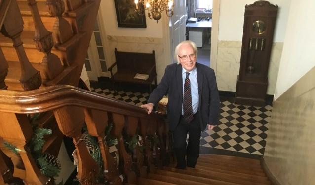 Paul van der Grinten (84) is voor velen geen onbekende.