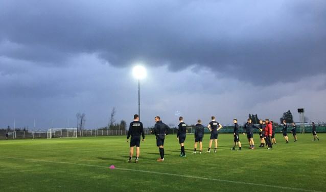 De eerste selectie van Go Ahead Eagles bevond zich van 2 tot en met 6 januari in het Turkse Belek om zich voor te bereiden op de tweede seizoenshelft in de Keuken Kampioen Divisie.