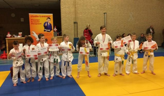 Voor de laatste keer werd gejudood in de Fakkel. Vanaf januari is Judo Losser gevestigd bij MAN.
