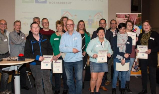 Donderdag volgden 11 bemiddelaars voor gemeente Woensdrecht de eerste dag van de driedaagse basistraining buurtbemiddeling. Daarnaast kent het team 2 ervaren bemiddelaars.