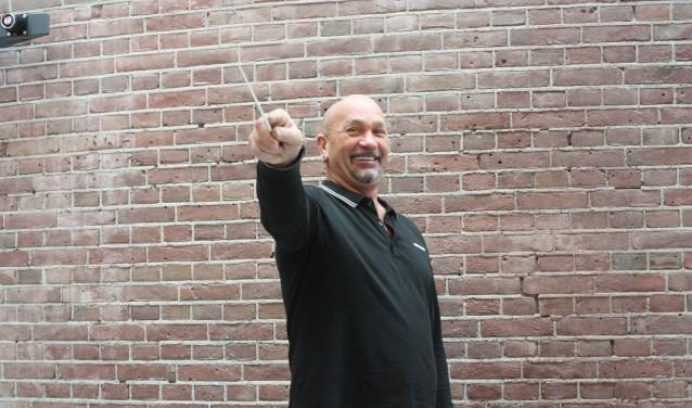 Sjef Weber strijdt mee om de titel 'Helmondse Maestro' op zaterdag 18 mei in Het Speelhuis. Foto: HMC.