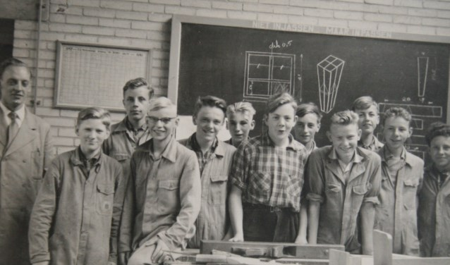oud-leerlingen van de LTS