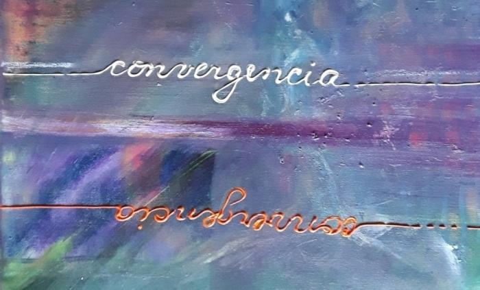 """Afbeeldingsresultaat voor Luz Jimenez: Expositie """"Convergencia"""""""