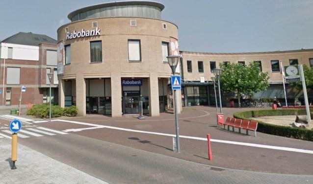 De Rabobank in Cuijk gaat verhuizen. (foto: Google Streetview)