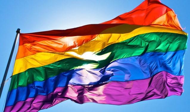 Een wapperende regenboogvlag in Montferland?