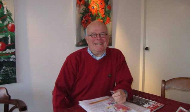 Paul van Mook (74) runde ruim 40 jaar een fysiotherapiepraktijk en is 35 jaar lid van de Lions Club Oss. Dat geeft hem voldoening.
