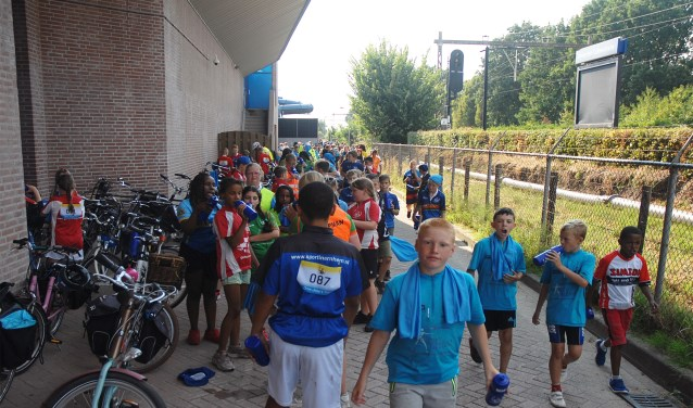De gemeente Arnhem heeft Ome Joop's Tour genomineerd voor de Meer dan handen Vrijwilligersprijzen.