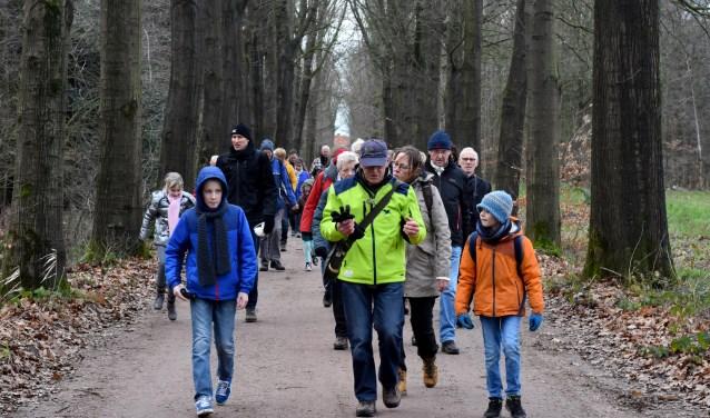 Iedere eerste zondag van de maand kun je gaan wandelen met enthousiaste natuurgidsen van het Utrechts Landschap.