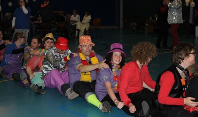 Bij dansclub De Kets wordt niet alleen gedanst. Carnaval vieren hoort er natuurlijk ook bij!
