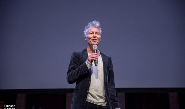 Tijn Touber is muzikant, schrijver, inspirator en meditatieleraar. Foto: Inner Peace