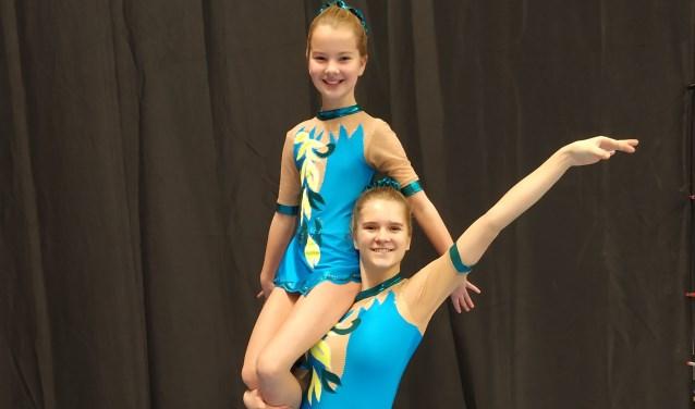 Op zaterdag 19 januari ging een deel van de acrogroep van de christelijke gymnastiekvereniging DOK uit Ede op pad naar Zwolle.