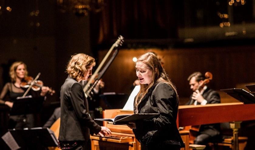 Sopraan Dorothee Mields is een toonaangevend vertolker van muziek uit de 17e eeuw.
