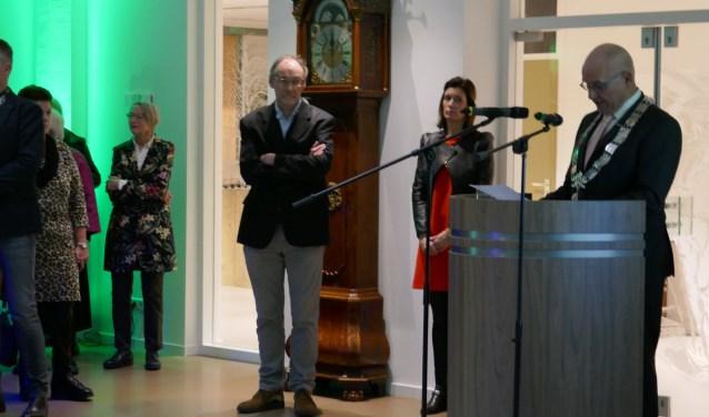 Maandag 7 januari vond de nieuwjaarsreceptie van gemeente Hendrik-Ido-Ambacht plaats.
