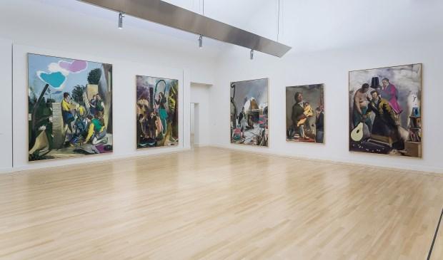 Neo Rauch Dromos Schilderijen 1993-2017.