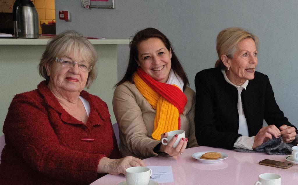 Stadsblad Den Bosch Warm Initiatief Voor De Quiet Members