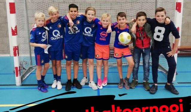 Zaalvoetbal in Sporthal Waterpoort (Foto: PR)