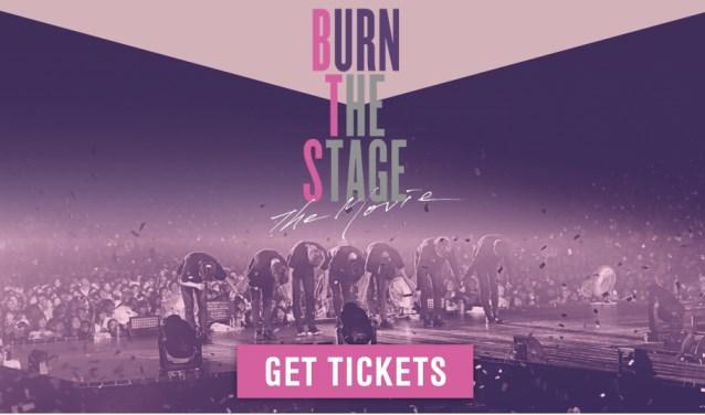 De Burn The Stage: Love Yourself Tour is op zaterdag 26 januari om 15.00 uur te zien bij Pathé. De opnames zijn gemaakt in het Olympisch Station in Seoul.