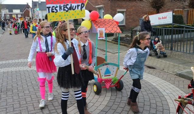 Ook dit jaar is er weer een kinderoptocht in Kerkdriel. Wil je meedoen? Meld je dan aan via teskesdurp.nl.