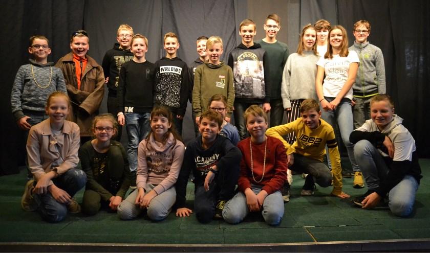 De jeugdleden van toneelvereniging De Eendracht uit Gelselaar zullen op zaterdag 9 februari hun jaarlijkse uitvoering verzorgen.