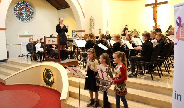 Verschillende nieuwjaarsconcerten in Vroomshoop en Wierden.