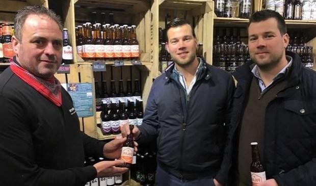 Nieuw bier van PAAP Bier Broeders direct verkrijgbaar bij de Vershoek.