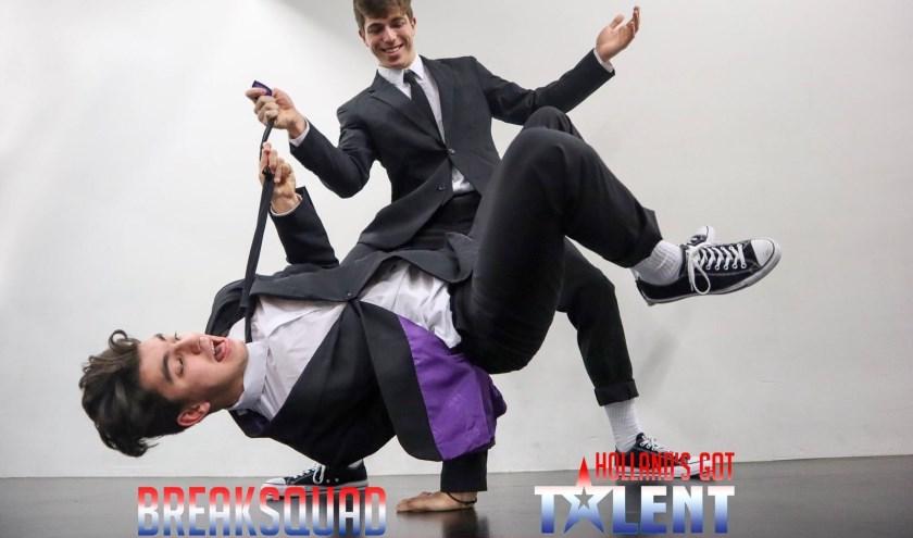 Break Squad heeft besloten deel te nemen aan het tv-programma Holland's Got Talent 2019.