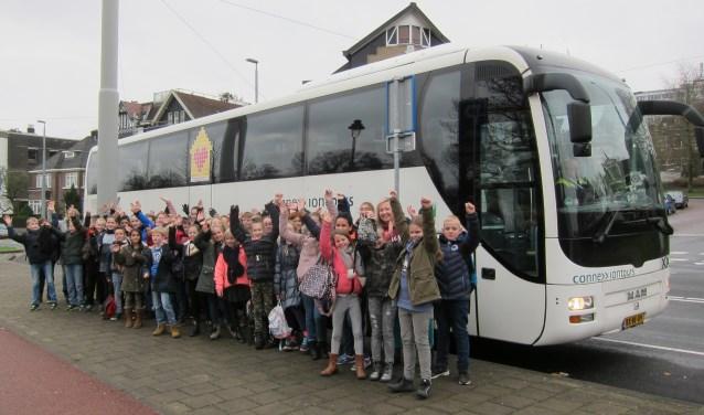 De St. Franciscusschool uit Babberich is op bezoek geweest bij het Watermuseum in Arnhem. Deze en volgende maand volgen veel meer kinderen uit de gemeenten Zevenaar, Duiven en Westervoort. (foto: PR)