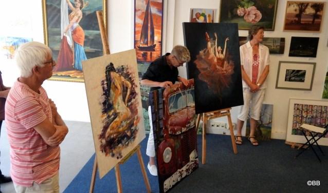 Winnaars Publieksprijs WAS-expositie 2018